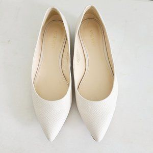 Nine West obedience pointed toe flats